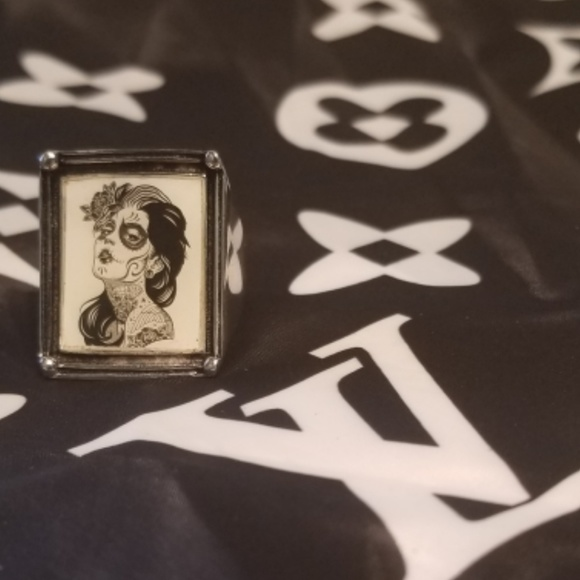 Inox Other - Inox Ring Jewelry Size 8